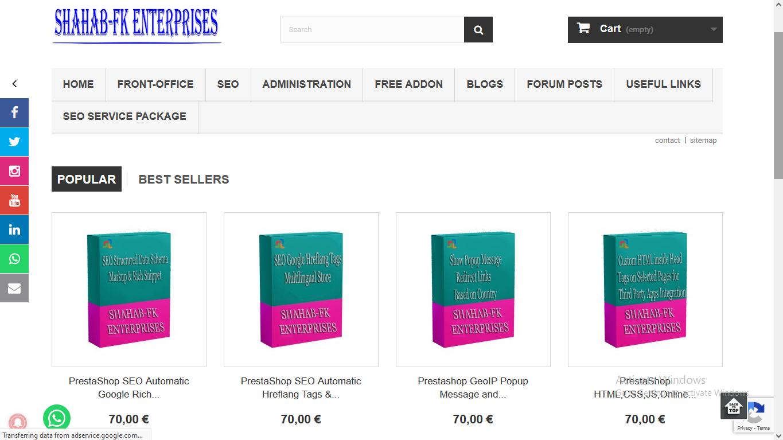 PrestaShop modules